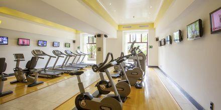 Fitness på Lopesan Costa Meloneras Resort Spa & Casino, Gran Canaria.