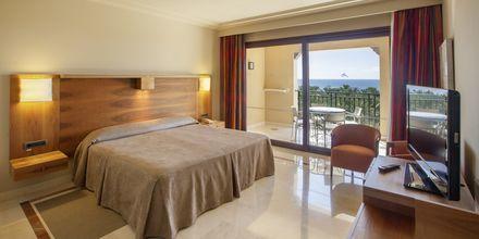Suite på Lopesan Costa Meloneras Resort Spa & Casino, Gran Canaria.