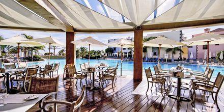 Snackbar på Lopesan Villa del Conde Resort & Thalasso på Gran Canaria, De Kanariske Øer.