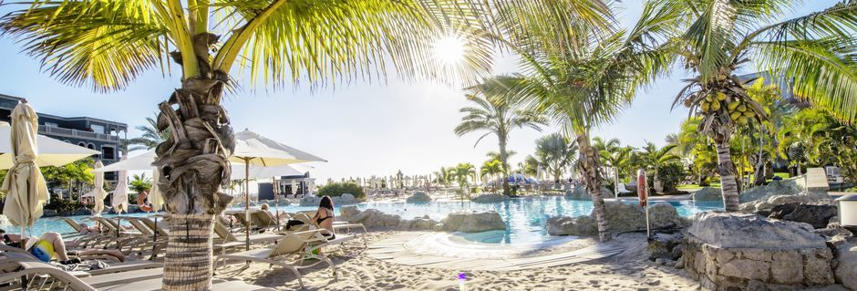 Lopesan Villa del Conde Resort & Thalasso på Gran Canaria, De Kanariske Øer.