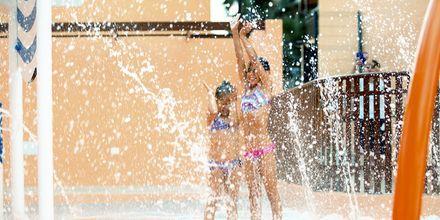 Vandpark for børn på Hotel Los Alisios på Tenerife, De Kanariske Øer.