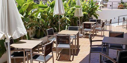 Poolbaren på Los Cardones Boutique Village i Playa de las Americas, Tenerife