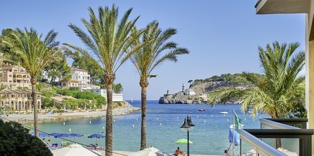 Dobbeltværelse på Hotel Los Geranios på Mallorca, Spanien.