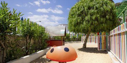Legeplads på Los Veleros i Puerto Rico, Gran Canaria