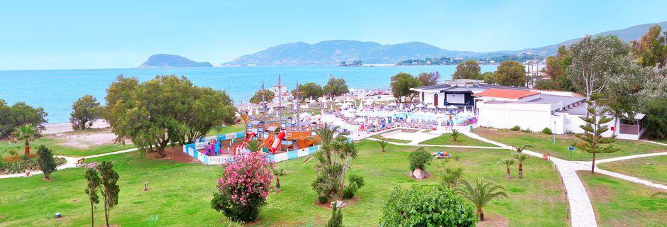 Hotel Louis Zante Beach i Laganas på Zakynthos, Grækenland