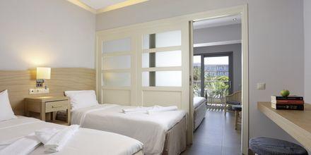 Familie-værelse på Hotel Lyttos Beach i Anissaras på Kreta.