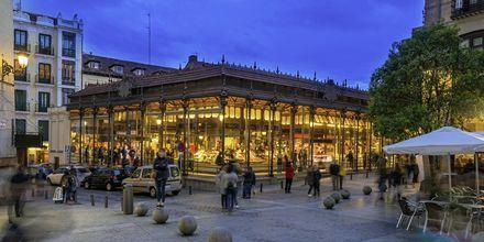Madmarkedet Mercado de San Miguel.