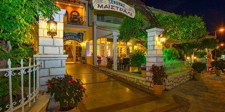 Hotel Maistrali på Parga, Grækenland.