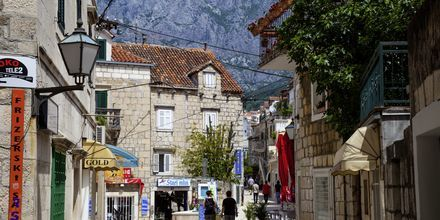 Makarska har en rig historie tilbage til det romerske rige