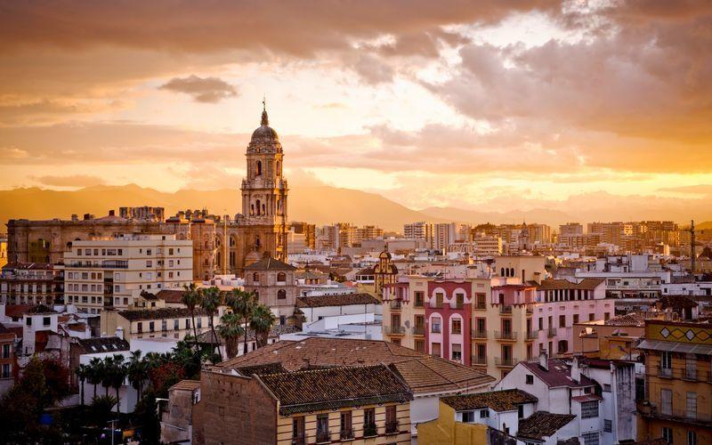 rejser til malaga i oktober