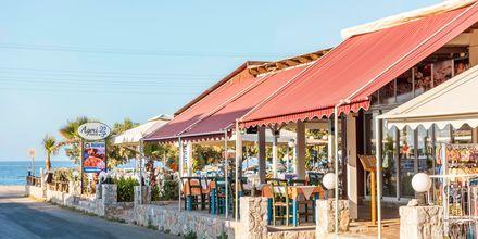 Maleme på Kreta, Grækenland.