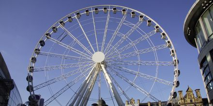 Manchester Eye Big Wheel England