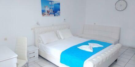1-værelses lejlighed på Hotel Mando på Samos, Grækenland.