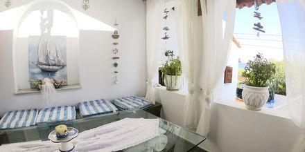 Hotel Mando på Samos, Grækenland.