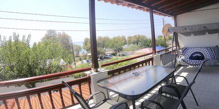 2-værelses lejlighed på Hotel Mando på Samos, Grækenland.