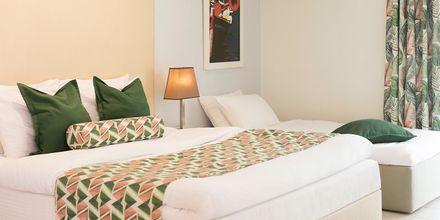 Enkeltværelser/dobbeltværelser på Mandraki Village Boutique Hotel på Skiathos.
