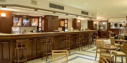 Bar på Hotel Manousos på Rhodos, Grækenland.