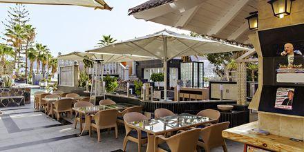 Restaurant på Hotel Maracaibo i Puerto Rico, Gran Canaria, De Kanariske Øer.