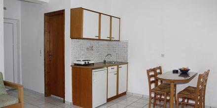 2-værelses lejlighed på Hotel Marakis på Kreta, Grækenland.