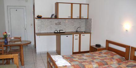 1-værelses lejlighed på Hotel Marakis på Kreta, Grækenland.
