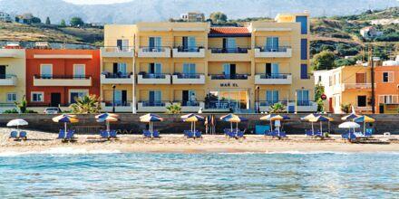 Hotel Marel i Rethymnon på Kreta, Grækenland