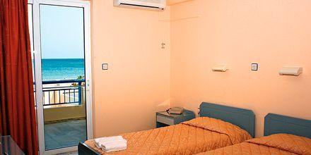 2-værelses lejligheder på Hotel Marel i Rethymnon på Kreta, Grækenland
