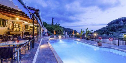 Hotel Margarita på Parga, Grækenland.