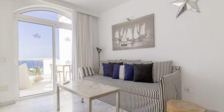 2-værelses lejlighed på Hotel Marina Bay View i Puerto Rico på Gran Canaria.
