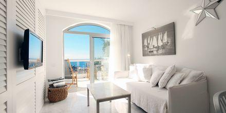 2-værelses deluxe lejlighed på hotel Marina Bay View i Puerto Rico på Gran Canaria, De Kanariske Øer, Spanien