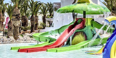 Børnepool på Hotel Marina Beach i Gouves, Kreta.
