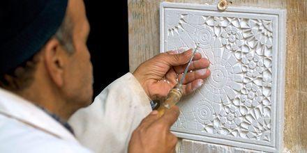 Marokkansk kunst