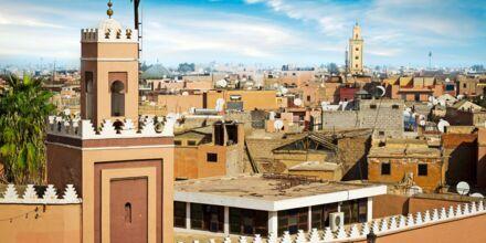 Medina i Marrakech, Marokko.