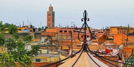 Marrakech, Marokko.
