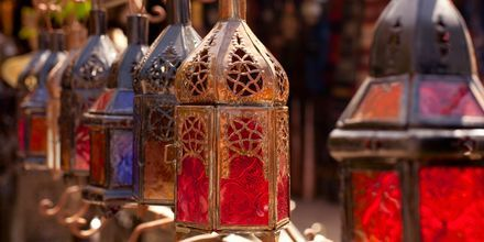 Marokkanske lygter.