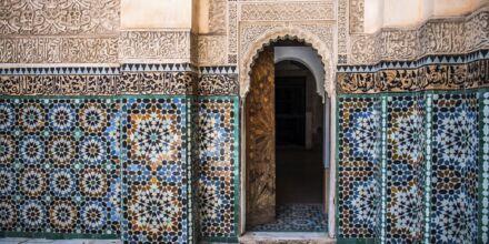 Marokkanske vægdekorationer