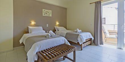 1-værelses lejlighed på Hotel Mary i Platanias, Kreta.