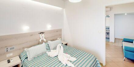 2- værelses superior-lejligheder på Hotel Medusa i Rethymnon på Kreta, Grækenland