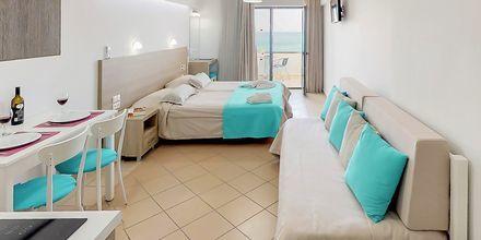 1- værelses superior-lejligheder på Hotel Medusa i Rethymnon på Kreta, Grækenland