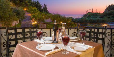 Hotel Mega Ammos i Sivota, Grækenland