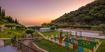 Legeplads på Hotel Mega Ammos i Sivota, Grækenland