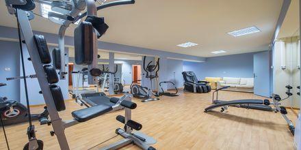 Fitness på Hotel Mega Ammos i Sivota, Grækenland