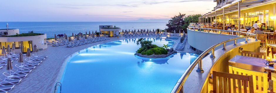 Hotel Melas Resort i Side, Tyrkiet
