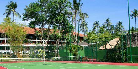 Tennisbane på Melia Bali i Nusa Dua, Bali