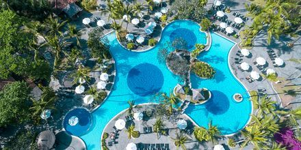 Poolområde på Melia Bali Villas & Spa i Nusa Dua, Bali