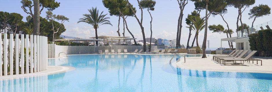 Pool på hotel Melia Antillas Calvia Beach, Mallorca