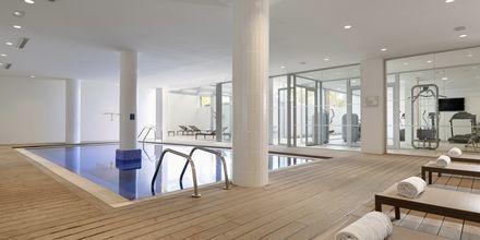 Indendørs pool på hotel Melia Antillas Calvia Beach, Mallorca