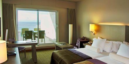 Dobbeltværelse på Hotel Melia Madeira Mare, Madeira, Portugal.