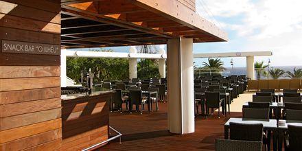 Snackbar på Hotel Melia Madeira Mare på Madeira, Portugal.