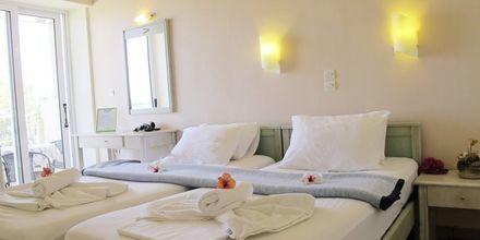 3-værelses lejlighed på hotel Melina Beach på Kreta, Grækenland.