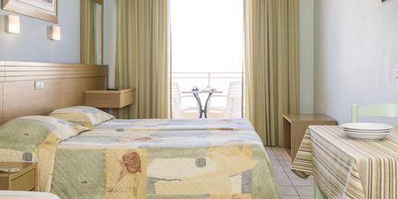 1-værelses lejligheder på Hotel Melmar i Rethymnon by på Kreta.
